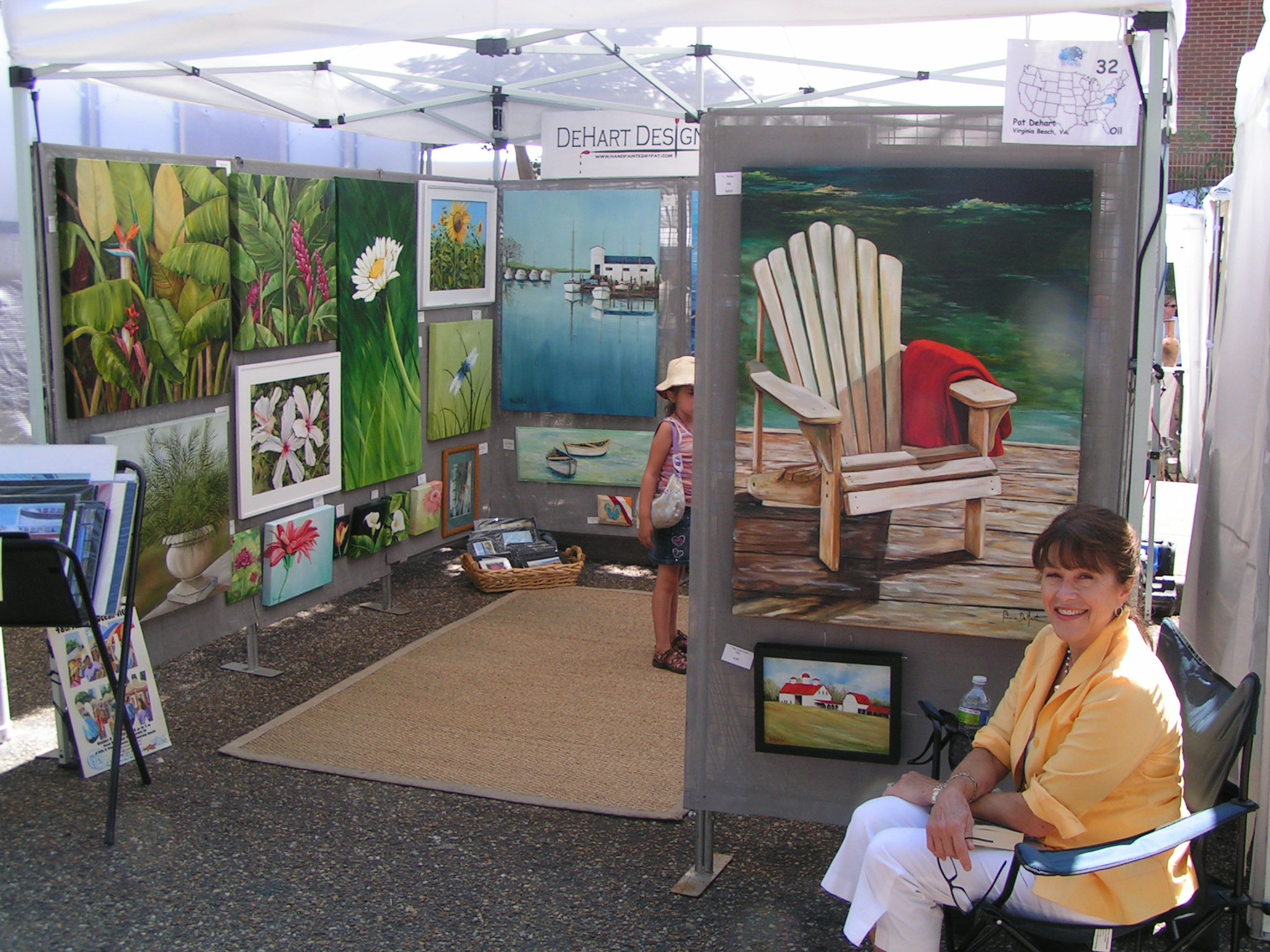 Seawall art show in portsmouth for Craft shows in hampton roads