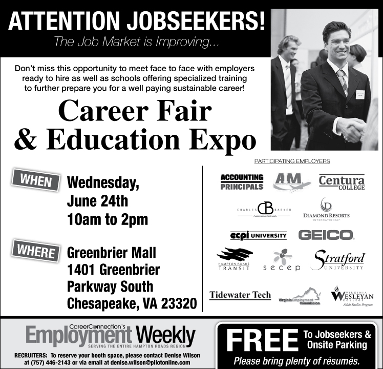 Employment Weekly Ad