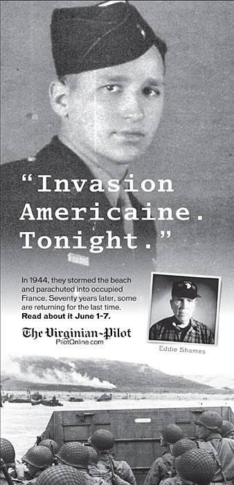 D-Day Articles