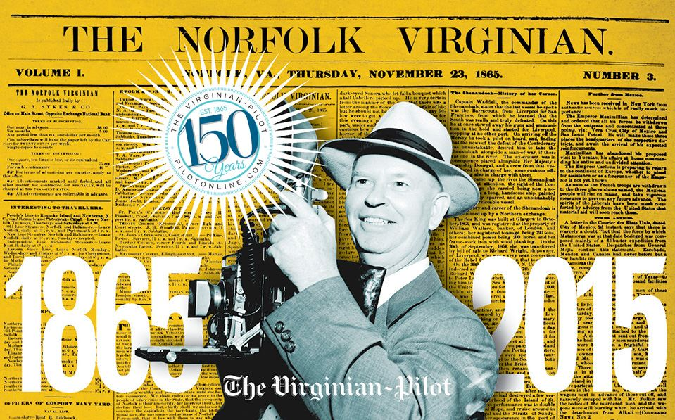 The Virginian-Pilot 150th Anniversary Introduction