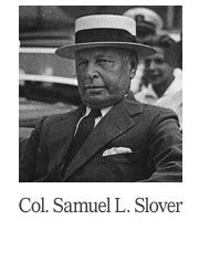 Col Slover