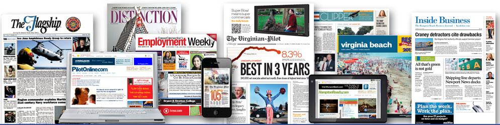 Pilot Media Products The Virginian-Pilot PilotOnline.com