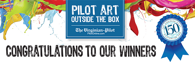 The Virginian-Pilot Art Box Winners