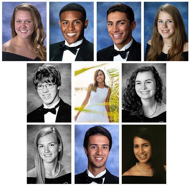The Virginian-Pilot Scholastic Achievement Finalists