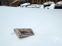 The Virginian-Pilot Snow