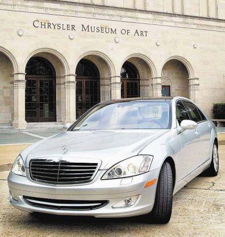 Mercedes benz offers the ultimate power trip for Mercedes benz hampton va