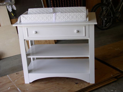 Bon My Inspiration For This DIY Changing Table Came From The Pottery Barn  Belmont Buffet And If You Want To Build That Take A Look At Ana Whiteu0027s  Plans For It.