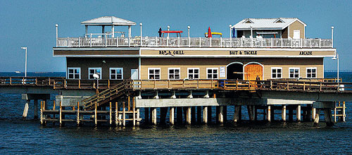Judge rules bar restaurant must be removed from fishing for Harrison fishing pier