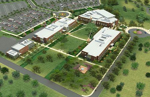 Authority Advances Plans For New Portsmouth TCC Campus