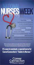 National Nurses Week Recognition
